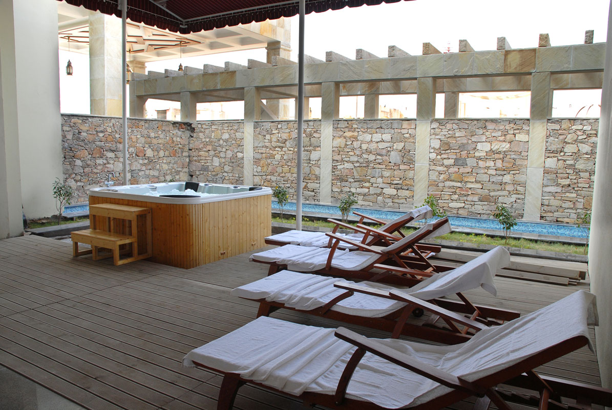Cambay Grand, Kukas - Jaipur, Hot Tub Spa