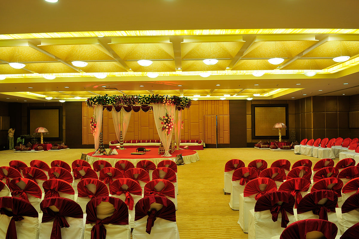 Wedding banquet hall